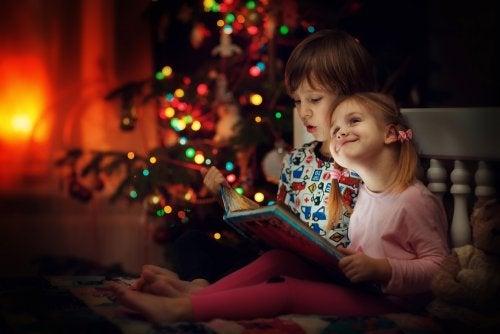 La magia de la Navidad en los libros infantiles