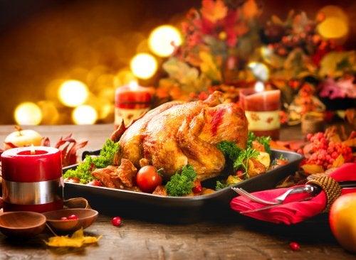 8 alimentos sanos en Navidad
