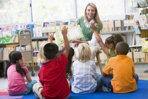 Diferencias entre biblioteca escolar y biblioteca de aula