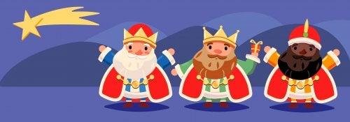 Reyes Magos de Oriente.