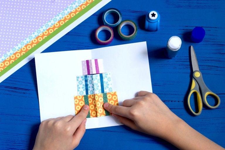 Cuatro ideas para hacer una tarjeta de Navidad