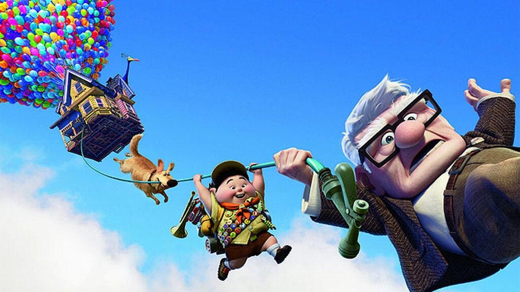 Up: una aventura de altura.