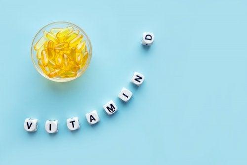 ¿Qué produce la falta de vitamina D en los niños?
