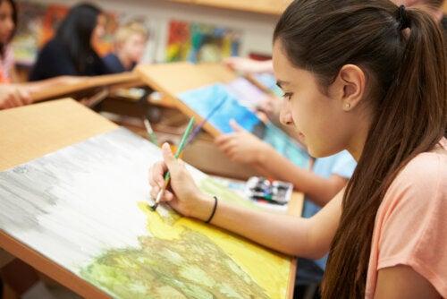 7 carreras universitarias de la rama artística