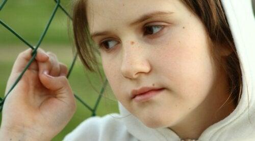 La negatividad de los niños es un factor que se debe reconducir.