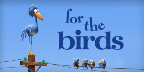 For the Birds: un corto para reflexionar sobre la diversidad