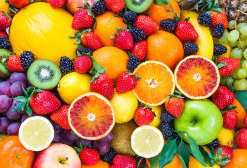 La fruta no tiene ninguna restricción a la hora de tratar la fenilcetonuria.