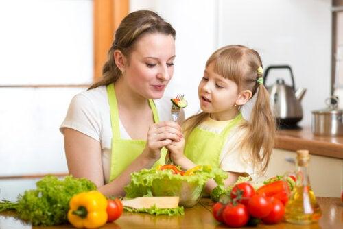 El valor de la disciplina en la alimentación
