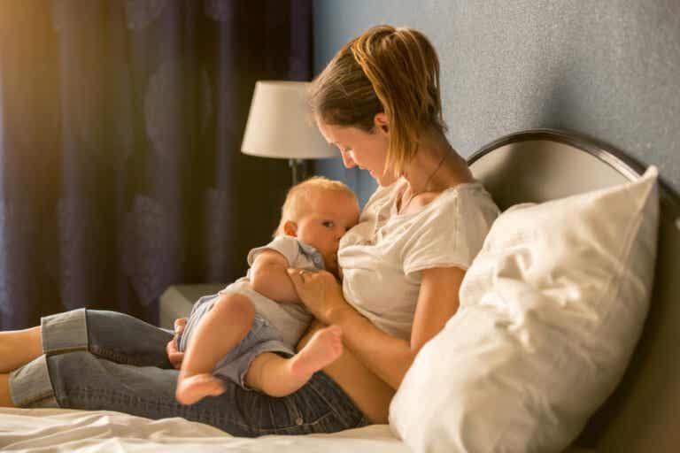 La leche materna como alimento funcional