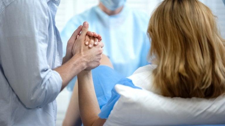 Dolor y parto: medidas de alivio del dolor
