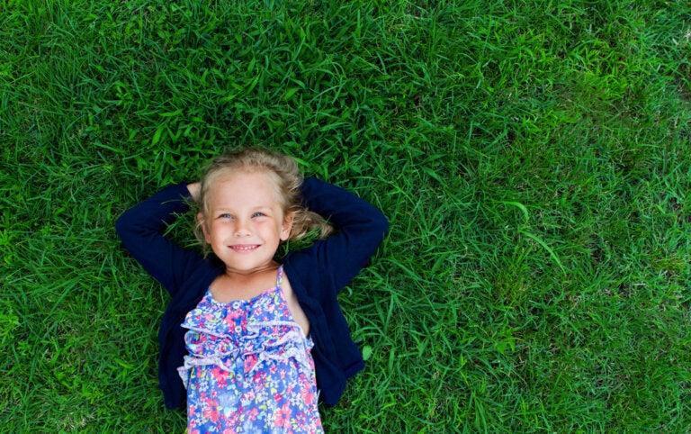 La técnica Koeppen para ayudar a los niños a relajarse
