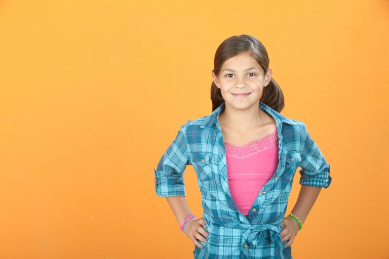 Características de niños con alta autoestima