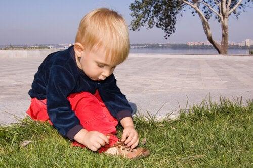 La promoción de la autonomía en la infancia