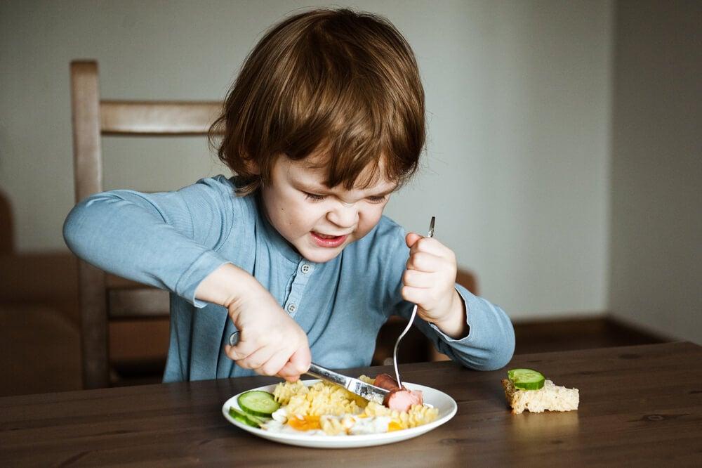 ¿Qué necesidades nutricionales tienen los niños?
