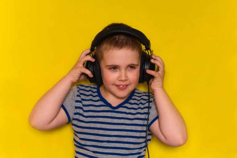 ¿Por qué los niños deben escuchar canciones en inglés?