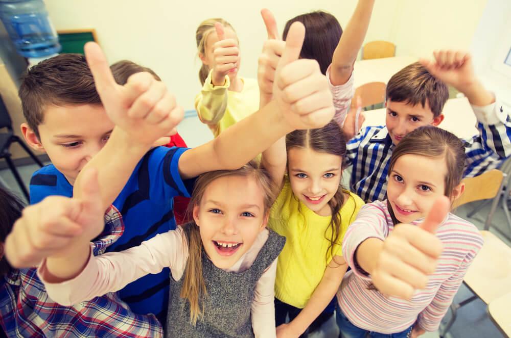 La necesidad de aprobación en los niños