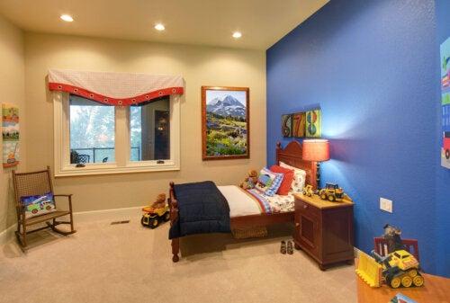 ¿Por qué es tan importante que los niños recojan su habitación?