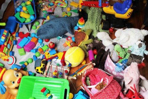 ¡Se acabó el desastre! Claves para ordenar los juguetes de tus hijos