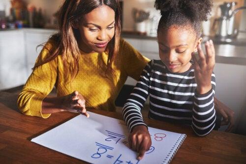 Ejercicios de cálculo mental para niños de Primaria