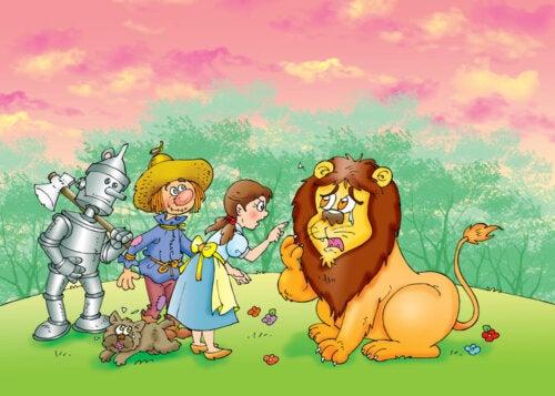 El mago de Oz, uno de los libros de fantasía imprescindibles.