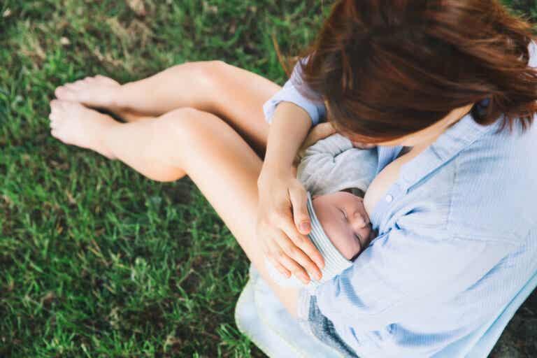 Lactoferrina: férrea protección para tu bebé