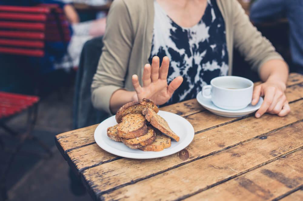 Sensibilidad al gluten no celiaca
