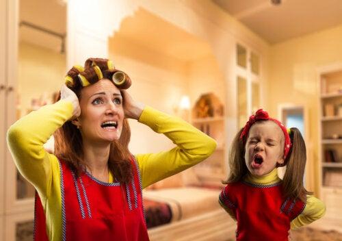 Evitar el mal comportamiento en niños de edad escolar
