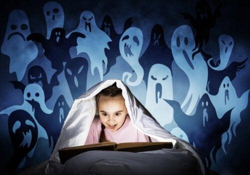 5 libros infantiles sobre fantasmas