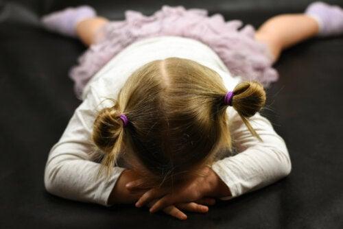Cómo calmar la rabieta de los niños según Montessori