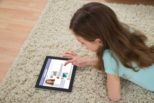 ¿Cómo influyen las redes sociales en los niños?