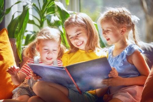 Mejores libros en inglés para niños