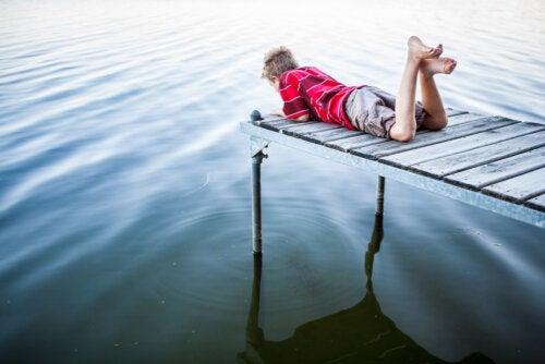 La importancia de la serenidad como valor educativo