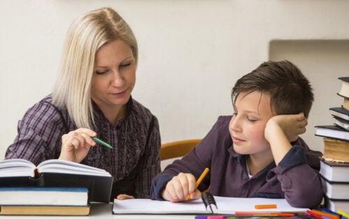 Cómo saber si los niños necesitan clases de refuerzo