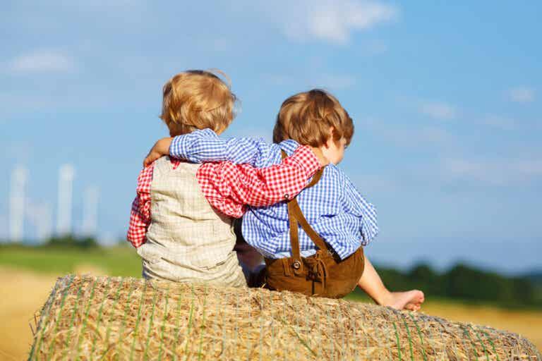 ¿Es cierto que los niños son una hoja en blanco?