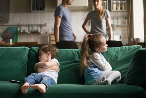 ¿Comparas a tus hijos con los demás?