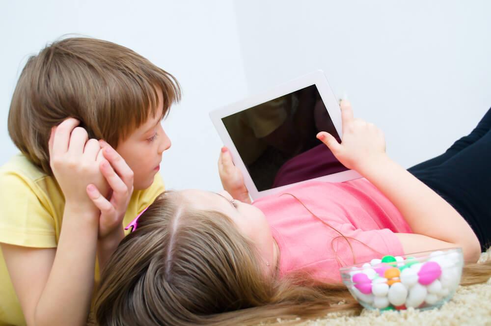 Aplicaciones infantiles para entretener a los niños