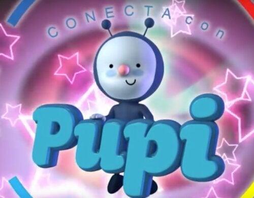 Pupi, uno de los personajes infantiles con más éxito