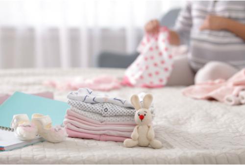 Ropa para bebés: lista imprescindible
