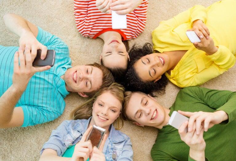 La relación entre las redes sociales y la imagen corporal en los adolescentes