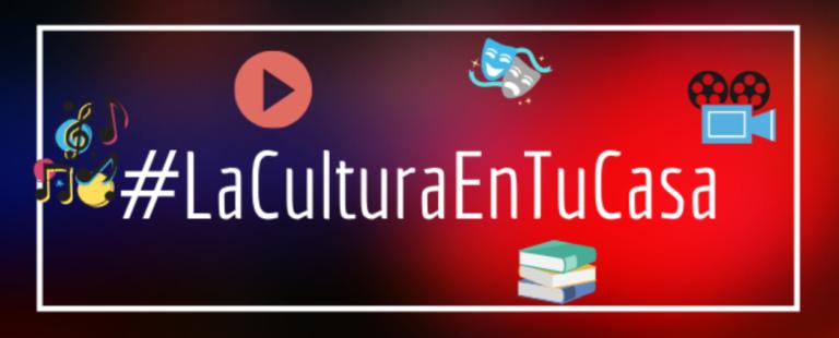 La cultura en tu casa: la iniciativa del Ministerio para pasar la cuarentena