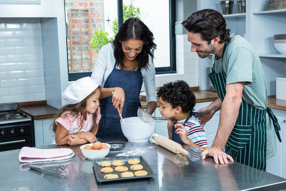 4 actividades para hacer en familia en casa