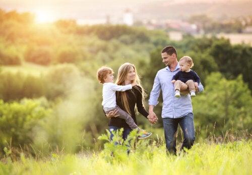 ¿Qué les estás enseñando a tus hijos sobre el amor?
