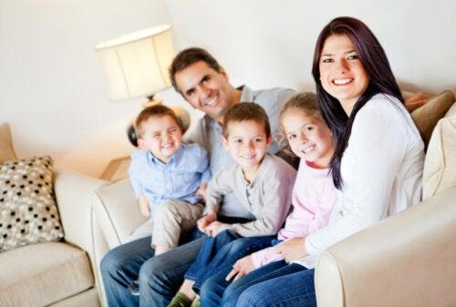 Celebrar el Día Internacional de las Familias