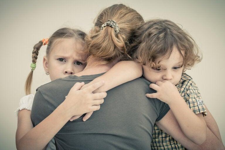 Cómo conseguir que tu ansiedad no afecte a tus hijos