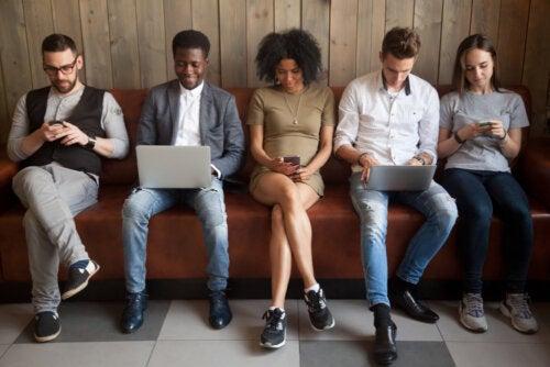 Características de los millennials