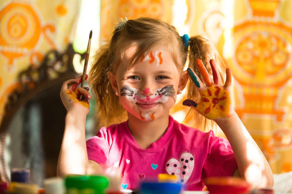 Cómo apoyar el talento creativo de tu hijo