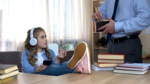 6 consejos para no consentir demasiado a los niños
