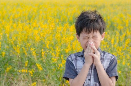 Alergias infantiles: ¿un problema creciente de difícil resolución?