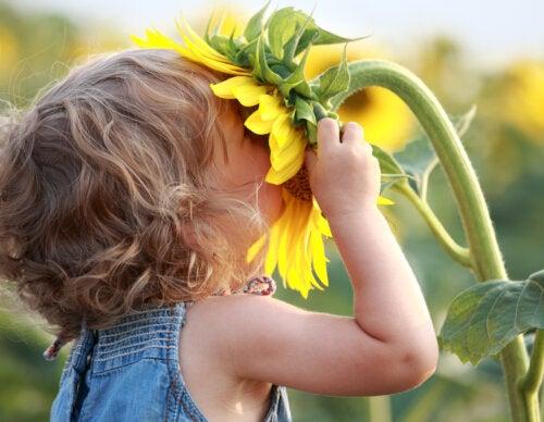 ¿Cómo afecta en los niños el contacto con la naturaleza?