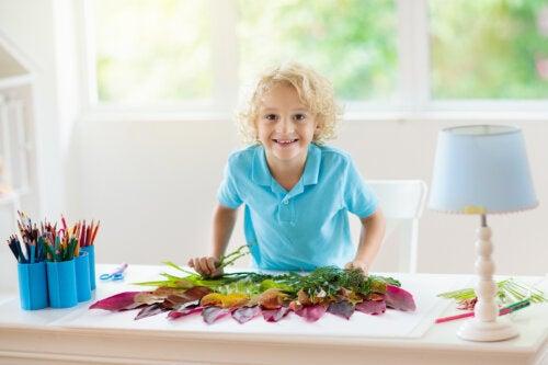 Actividades lúdicas para aprender sobre las plantas